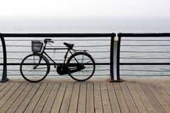 Calle del ocio de la costa Fotos de archivo libres de regalías