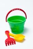 Calle del plástico del juguete imagen de archivo libre de regalías