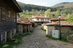Calle -3 del pueblo Foto de archivo libre de regalías
