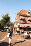 Calle en Amsterdam Fotos de archivo