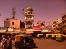 Calle en Bangalore foto de archivo libre de regalías