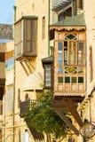 Calle en el puerto viejo de Jaffa Fotografía de archivo libre de regalías