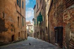 Calle en Italia Fotos de archivo