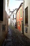 Calle en Italia, Padua Imagen de archivo libre de regalías