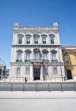 Calle en Lisboa Fotografía de archivo libre de regalías