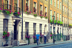 Calle en Londres Fotos de archivo