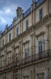 Calle en Noto, Sicilia, Italia fotos de archivo libres de regalías