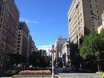 Calle en NYC Foto de archivo