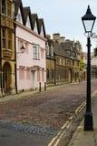 Calle en Oxford Fotos de archivo libres de regalías