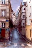 Calle en París Fotos de archivo libres de regalías