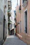 Calle en Puerto Rico Imágenes de archivo libres de regalías