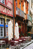 Calle en Rennes Foto de archivo libre de regalías