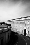 Calle en Roma Fotos de archivo libres de regalías