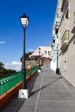 Calle en San Juan foto de archivo