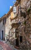 Calle estrecha vieja en Francia Fotografía de archivo libre de regalías