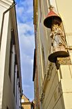 Calle histórica Foto de archivo