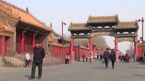 Calle imperial del palacio de Shenyang