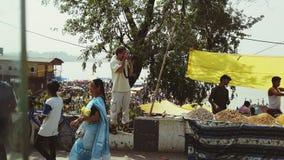 Calle india Imagen de archivo libre de regalías