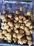 Calle india Dal Vada Food Imagen de archivo libre de regalías