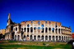 Calle Italia de Roma Foto de archivo