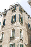 Calle italiana Foto de archivo