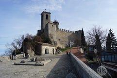Calle italiana Imagen de archivo libre de regalías