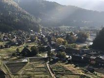 Calle Japón de Takayama imagenes de archivo