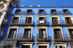 Calle Mayor, Madrid Stock Image
