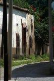 Calle mexicana de la ciudad Foto de archivo