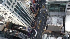 42 calle New York City Foto de archivo