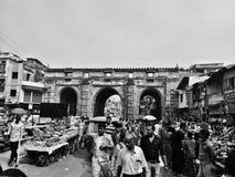 Calle pública foto de archivo libre de regalías