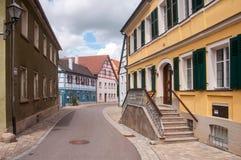 Calle principal Fotos de archivo libres de regalías
