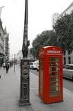 Calle principal de Westminster Imagen de archivo