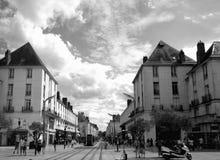 Calle principal en viajes Fotos de archivo libres de regalías