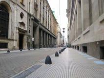 Calle Reconquista en Ciudad de Buenos Aires stock images