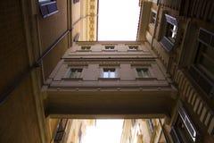 Calle Roma Italia Foto de archivo
