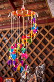 Calle tailandesa de las mercancías de la artesanía Fotos de archivo