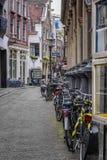 Calle trasera Fotos de archivo libres de regalías