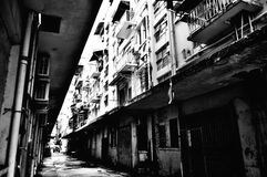 Calle urbana Imagenes de archivo