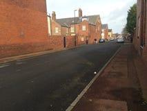 Calle vacía Imagen de archivo