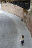Calle vieja Foto de archivo
