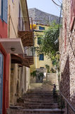 Calle vieja Foto de archivo libre de regalías