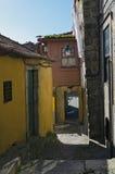 Calle vieja Fotografía de archivo