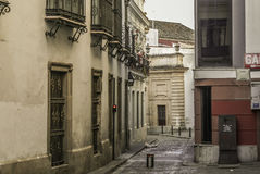 Calle vieja imagenes de archivo