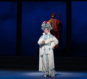 "The so-called justice-The sixth act water overflows golden hill-Kunqu Opera""Madame White Snake"" Royalty Free Stock Photography"