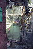 Callejón de Backstreet Imagen de archivo libre de regalías