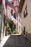 Callejón de Toscana Imagenes de archivo