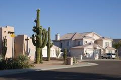 Callejón sin salida de Arizona Fotografía de archivo