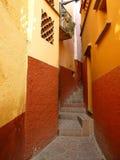 Callejon de Besos-Via dei baci Immagini Stock