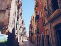 calles Foto de archivo